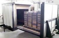 Сравнение промышленных сушильных шкафов с выдвижным подом SNOL