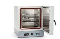 Технические характеристики лабораторных сушильных шкафов