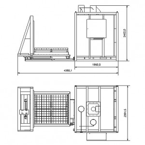 Сушильный шкаф с температурой нагрева до +400 ºC – SNOL 2000/400