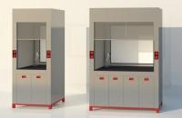 Вытяжной шкаф: модели разные, требования - общие
