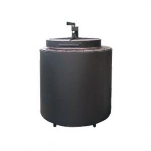 Электропечь для плавки алюминия – SNOL 100/1100 MT