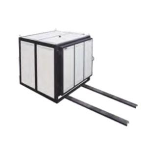 Электропечь с выдвижным подом – SNOL 2000/550