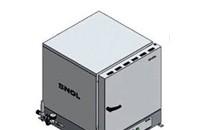 Сушильные шкафы с защитной атмосферой для обработки материалов в неокисляющейся среде