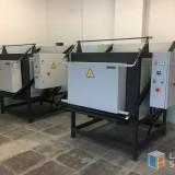 Поставка двух высокотемпературных электропечей SNOL 120/1200 для предприятия ООО НПП «СЕНСОР», г. Заречный