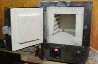 Как собрать муфельную печь – пошаговая инструкция