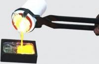 Как расплавить серебро в домашних условиях при помощи муфельной печи