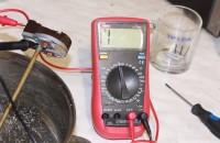 Способы проверки работы терморегулятора электропечи