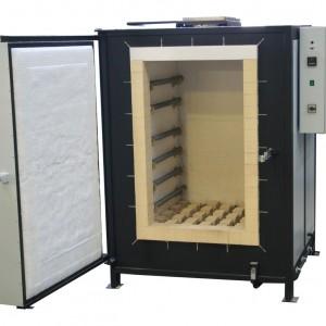 Электропечь для обжига керамики и фарфора SNOL 450/1000