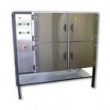 Мультикамерный сушильный шкаф — SNOL 4x80/200
