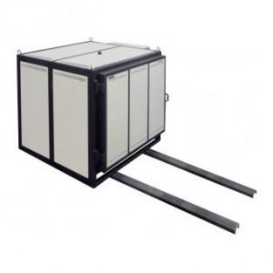 Электропечь с выдвижным подом – SNOL 730/200