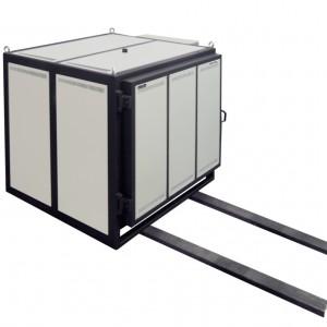 Электрическая печь с выдвижным подом - SNOL 730/350