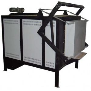 Электропечь для термообработки металла - SNOL 98/1200 МН