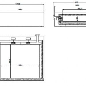 Камерная печь - SNOL 151/250