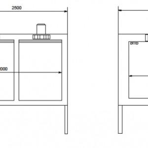Камерная печь - SNOL 700/100