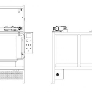 Камерная печь – SNOL 72/1300