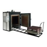 Электрическая печь с выдвижным подом – SNOL 730/600